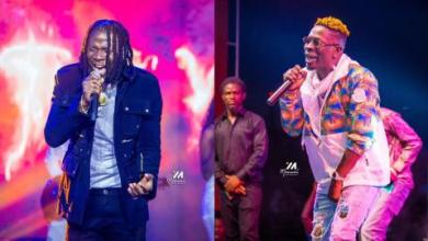 Photo of 'Shatta Wale Is Doing Incredibly Well, I'm Proud Of Him'- Stonebwoy Admits