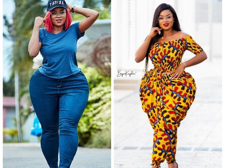 Meet The Beautiful And Charming Ghanaian Medical Doctor Who Is Causing Confusions With Her Shapes