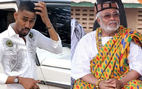 Ibrah One and Jerry Rawlings 800x500 1