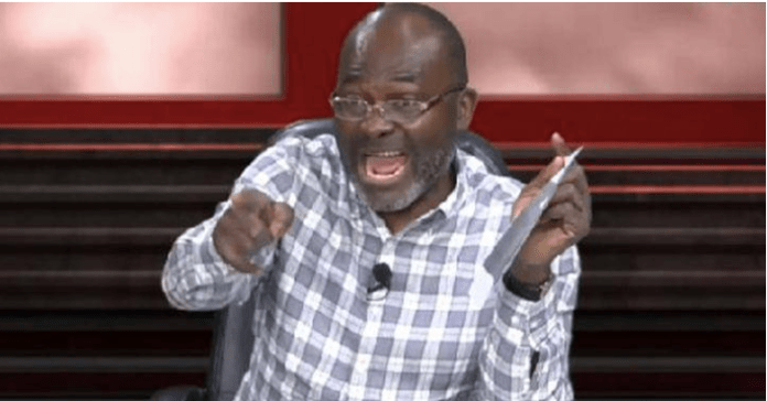Video: We've fixed it, don't fall for NDC propaganda – Kennedy Agyapong advises Ghanaians