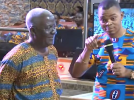 Hot Video: Paa George Exposes Obinim