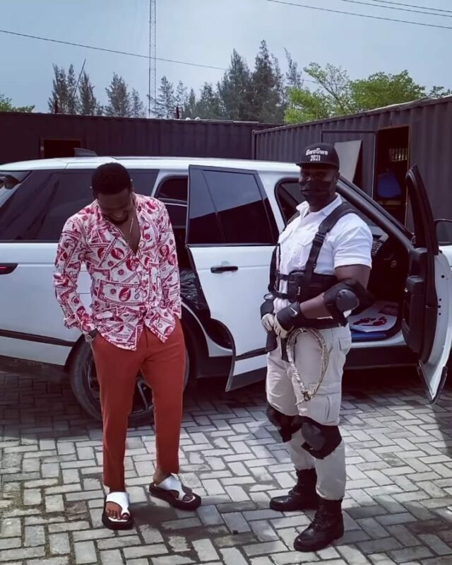 Actor, Zubby Micheal flaunts his new exotic ride | Video
