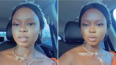 Photo of A man asked me for direction, immediately I spoke to him, I found myself in his house'– Lady shares chilling experience