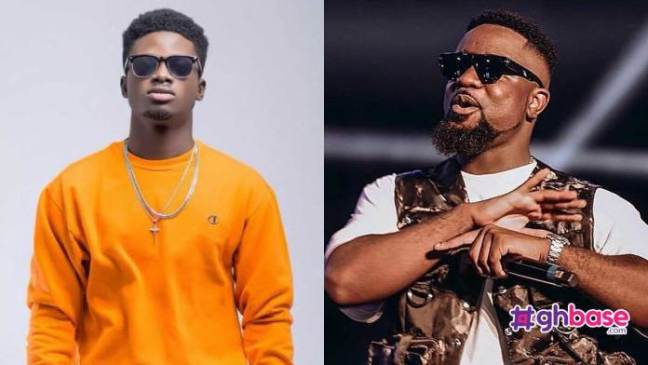 I won't describe Sarkodie as a friend – Kuami Eugene