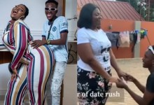 Photo of (VIDEO) I Promise To Love You More Than My Mother – Ali Says As he Proposes To Shemima