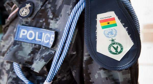Police 'robbers' granted GH¢80m bail