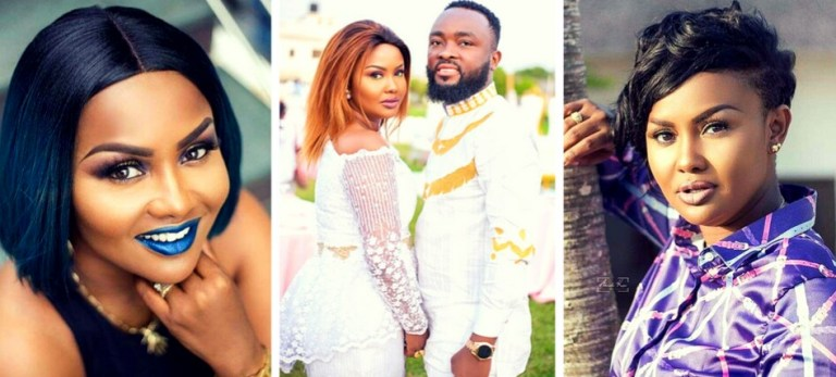 Photos: Get familiar with some top ladies Maxwell Mensah chopped before marrying Nana Ama McBrown
