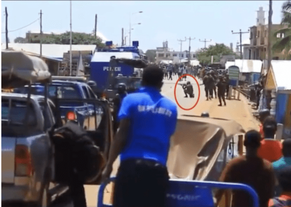 """Ejura Killings: """"Kneeling soldier did not shoot or injure anybody"""" – Commanding Officer of 4th Battalion clarifies [Video]"""