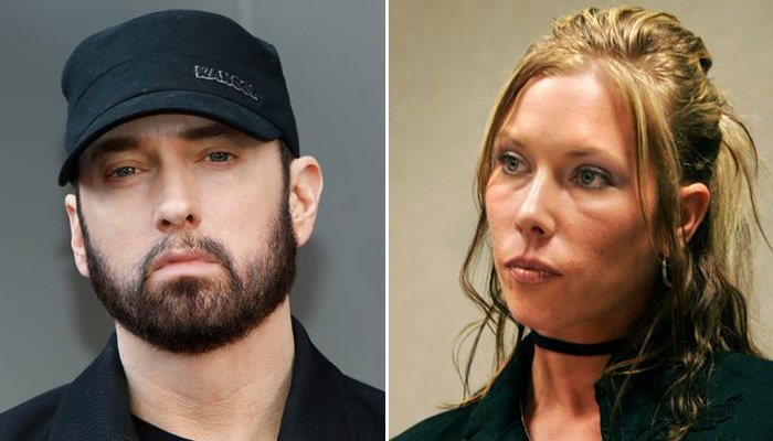 Eminem's ex-wife Kim Mathers attempted suicide over grief of mother's death