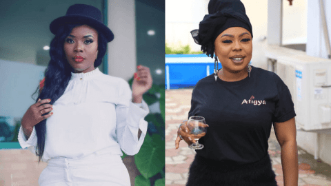 Delay Subtly Shades Afia Schwarzenegger As She Adds Her Voice To Moesha's Current State After Repenting[Video]