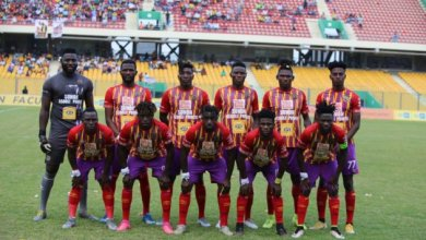 Photo of Hearts Of Oak complete season's double by beating AshantiGold on penalties to win the MTN FA Cup