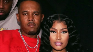 Photo of Nicki Minaj's husband pleads guilty over failing to register as sex offender