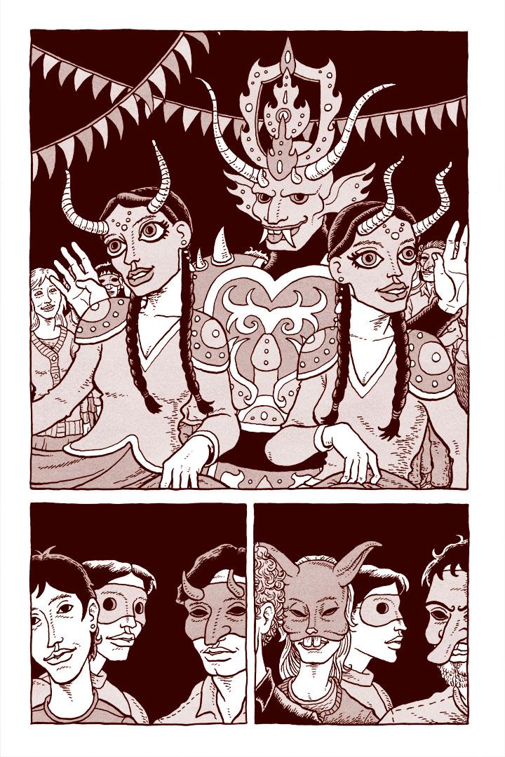 Carnivale page 19