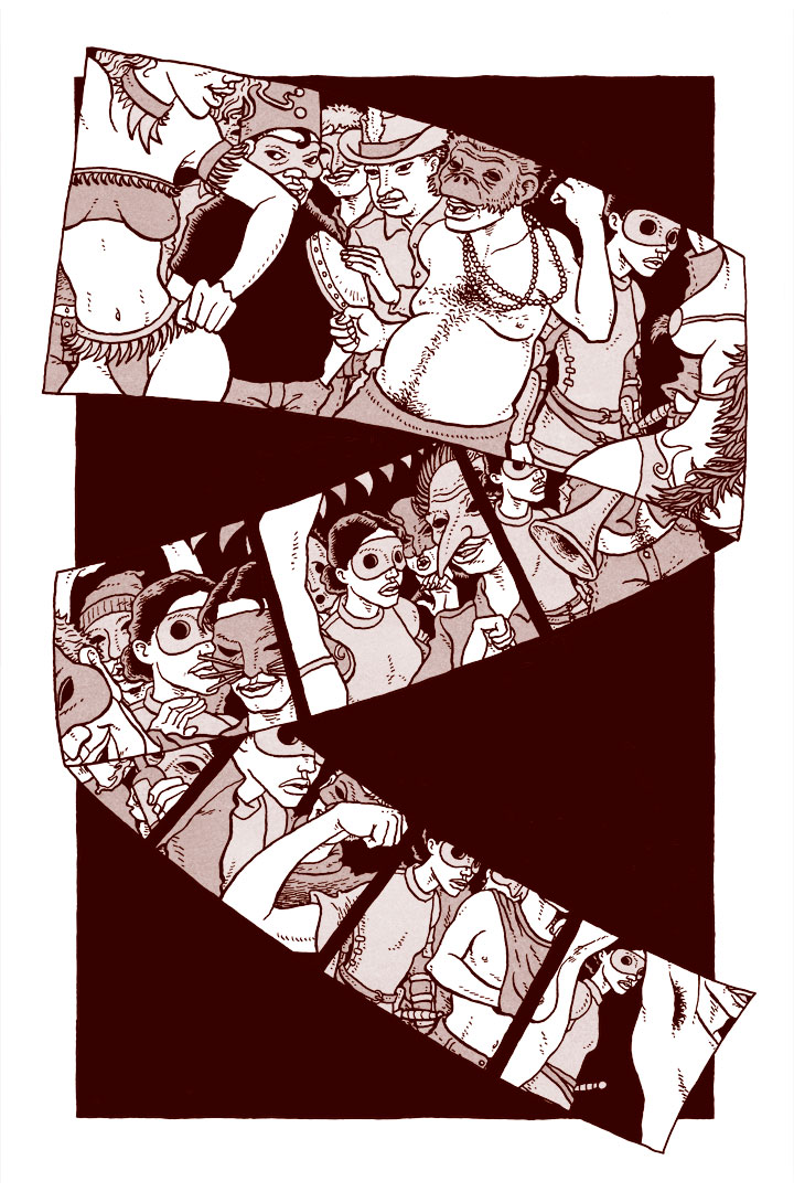 Carnivale page 22