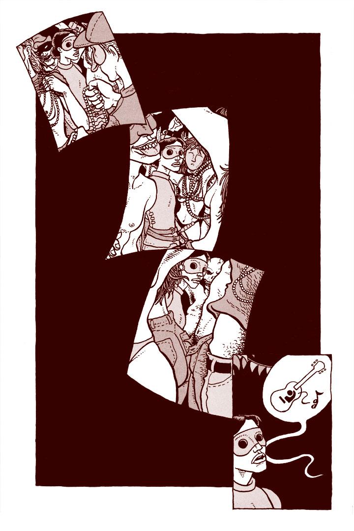 Carnivale page 23