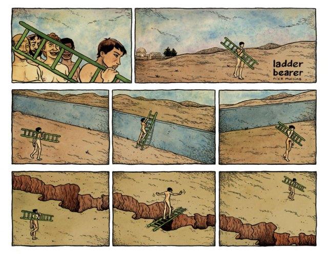 Ladder Bearer page 1
