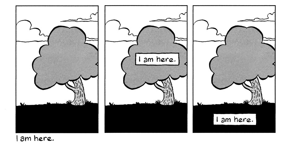 i am here panels
