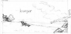 abandoned stories: Ajax and Lounger