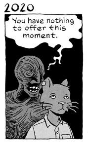2020 comic
