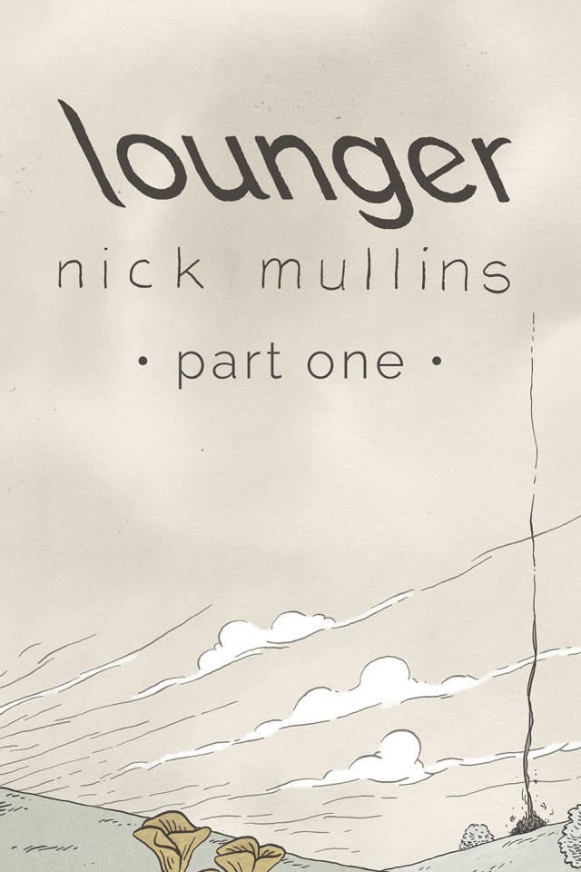 Lounger part 1 cover