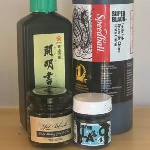 Four Ink Favorites