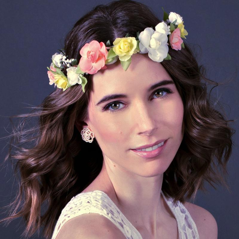 Jen Kaye Wedding Hair Amp Makeup Artists Nika Vaughan