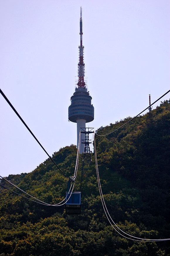 Day 2 In Seoul Namsan Seoul Tower And Cheong Gye Cheon