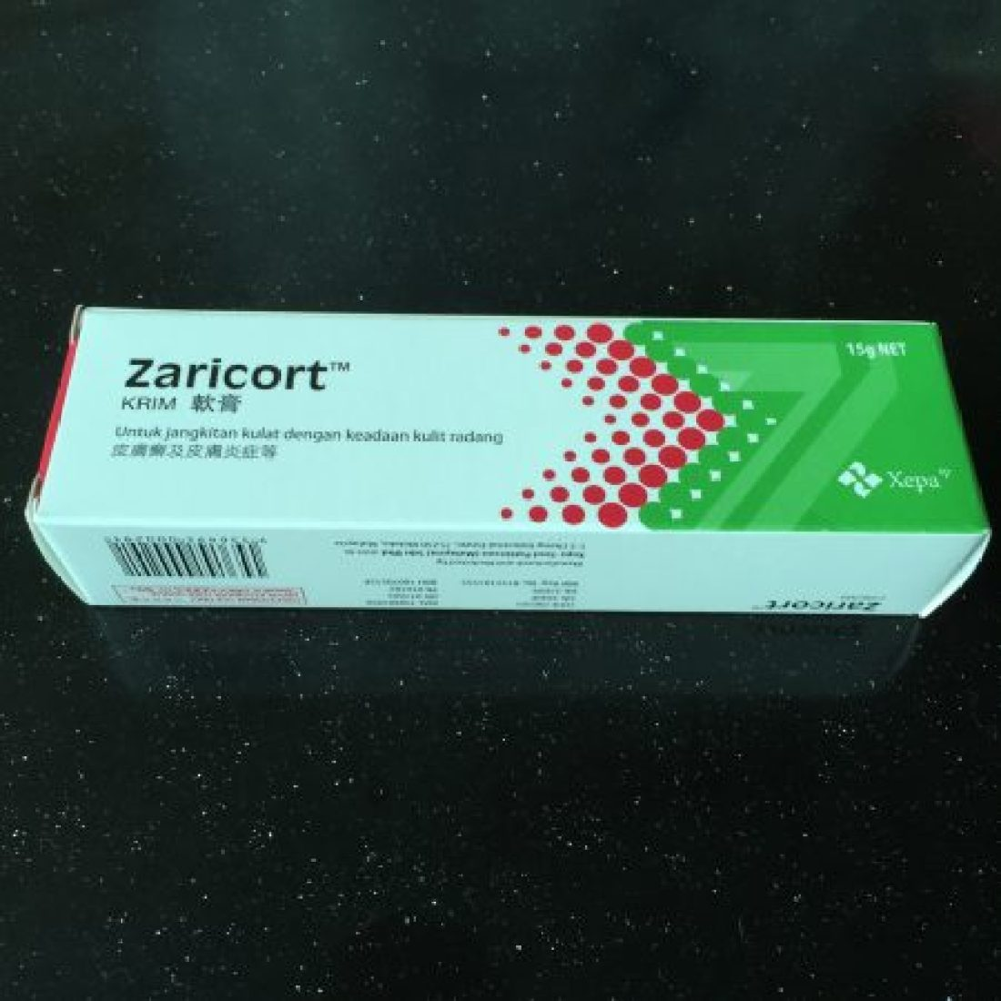 Zaricort