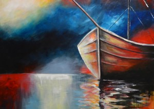 boat-painting