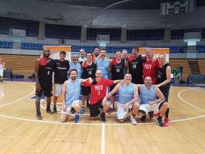 Fondetestas. III Santander Master Basketball Tournament