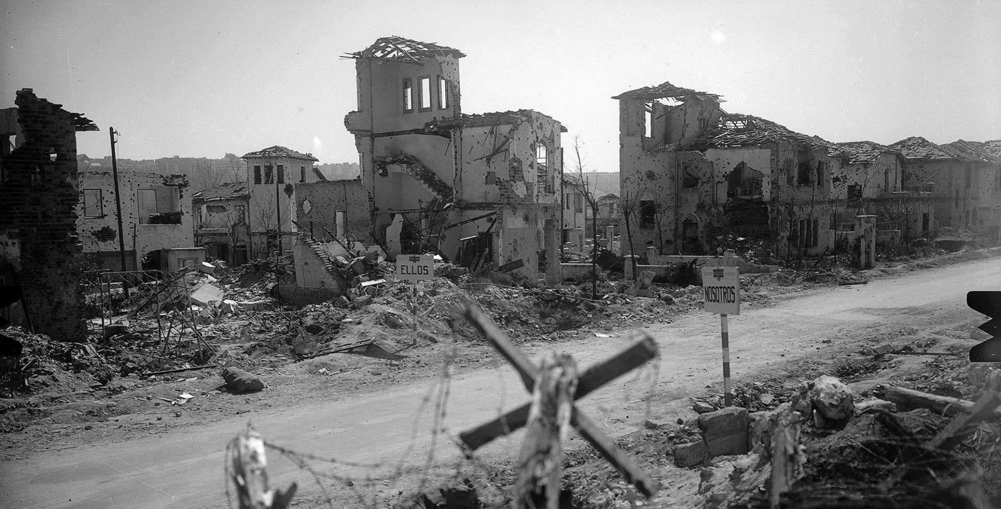 Colonia de Manzanares tras la Guerra Civil