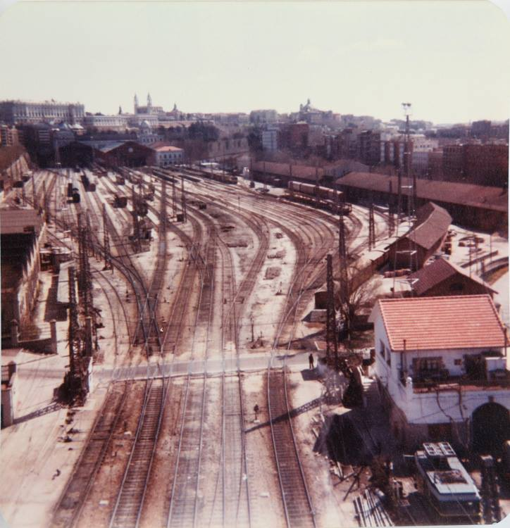 Estación del Norte. 1982. ARCM.