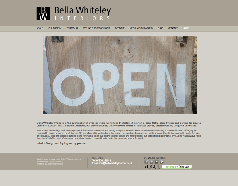 Bella Whiteley Interiors