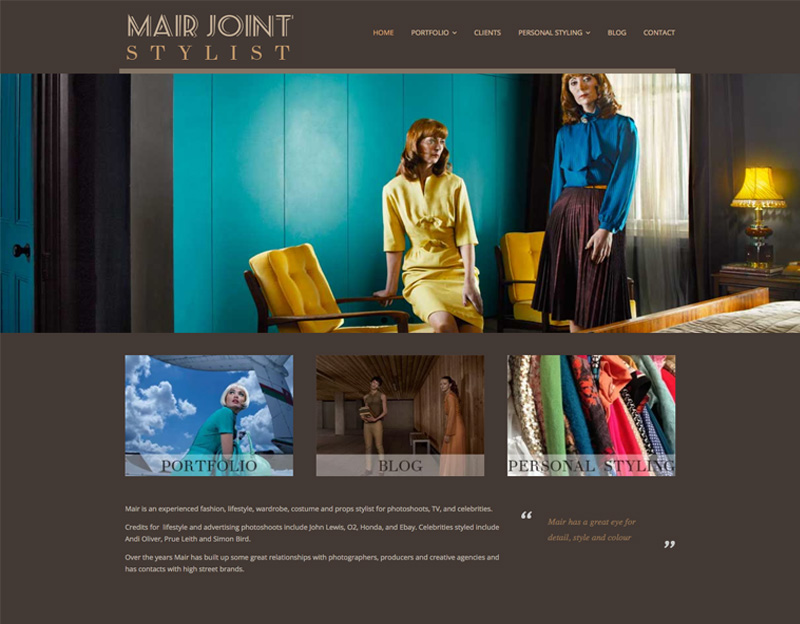 Mair Joint