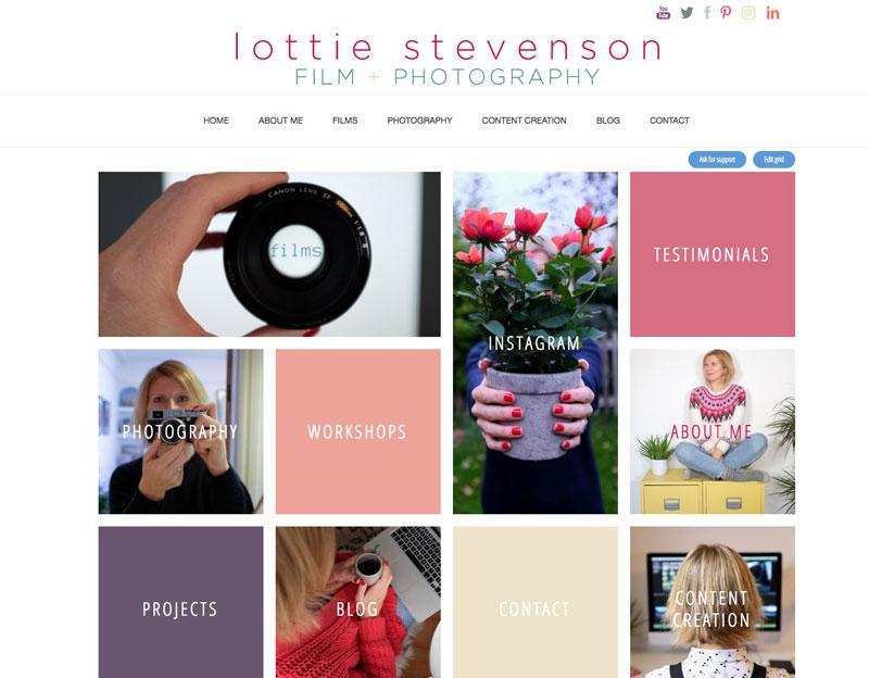 Lottie Stevenson