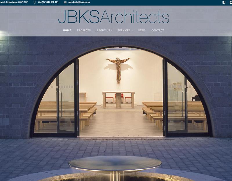 JBKS Church Architects