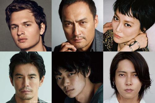 伊藤英明、笠松将、山下智久がWOWOWの制作費88億ドラマに出演