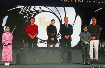 待ちに待った「007」公開、辛口評価乗り越えた「6代目」もついに最終作