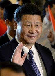中国の習近平国家主席。オバマ政権に貸しをつくるしたたか外交に乗り出す=AP