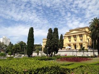 博物館と庭園