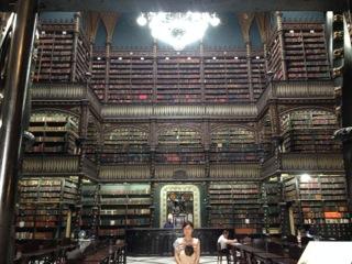 ポルトガル王室図書館