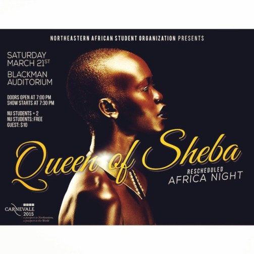 NASO Africa Night 2015