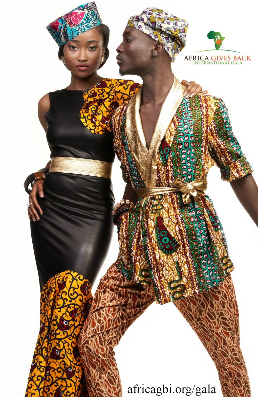 Africa Gives Back Int'l Gala Campaign 2015 2