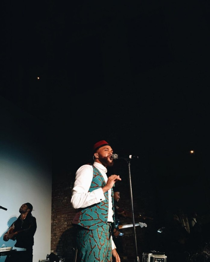 Jidenna Performs at AFRICA'SOUT! Celebration After Party 2016 4