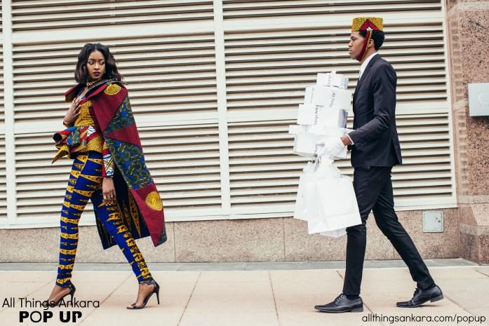 Shopping Like A Boss All Things Ankara Pop Up 2017 Campaign 8