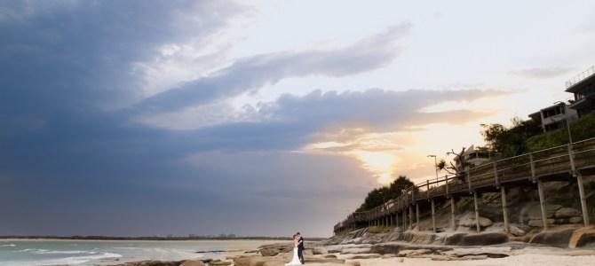 Featured Wedding – Caitlyn + Joel – Caloundra, Sunshine Coast