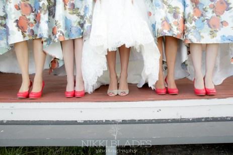 Albert River Wines Wedding Photographer {Nikki Blades Photograph