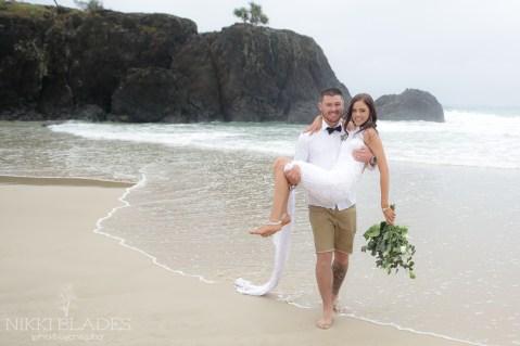 Wedding Photographer Fingal Heads {Nikki Blades Photography}