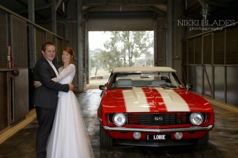 Wedding Photographer Childers {Nikki Blades Photography}