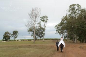 Wedding Photographer Childers {Nikki Blades Photography}